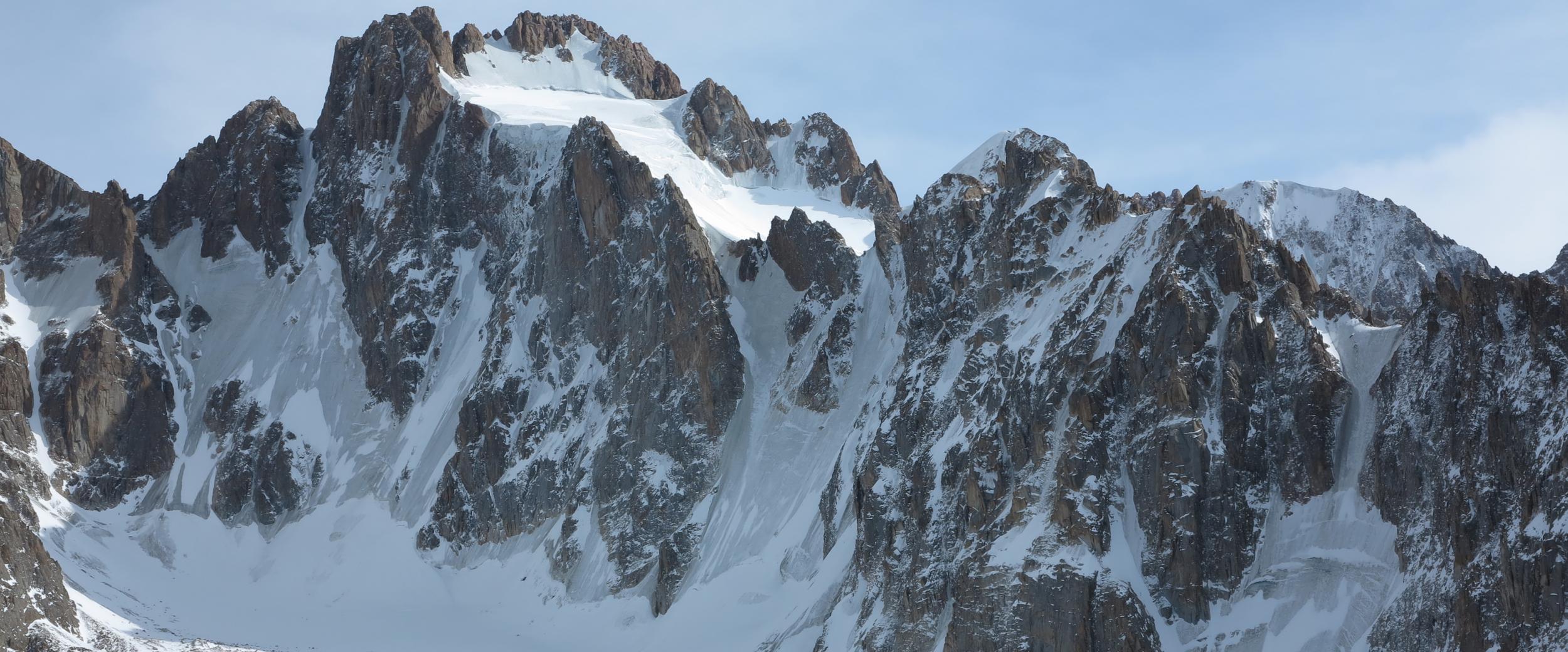 IFMGA, Kyrgyz Mountain Guide Association, Ala-Archa, Korona Peak, Photo by Kurt Walde